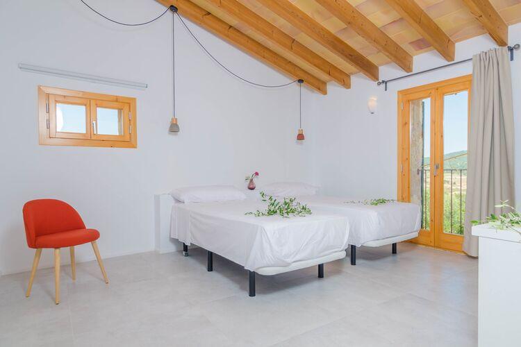 Vakantiehuizen Spanje | Mallorca | Villa te huur in Vilafranca-De-Bonany-Illes-Balears met zwembad  met wifi 12 personen