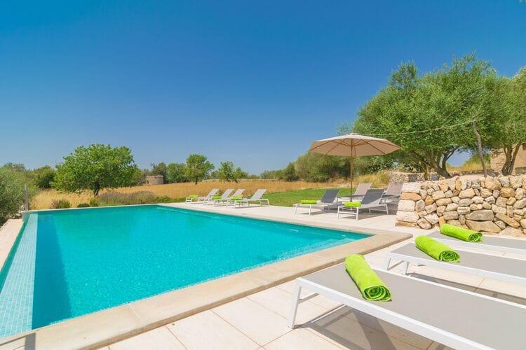 Villa Spanje, Mallorca, Vilafranca De Bonany, Illes Balears Villa ES-00029-50