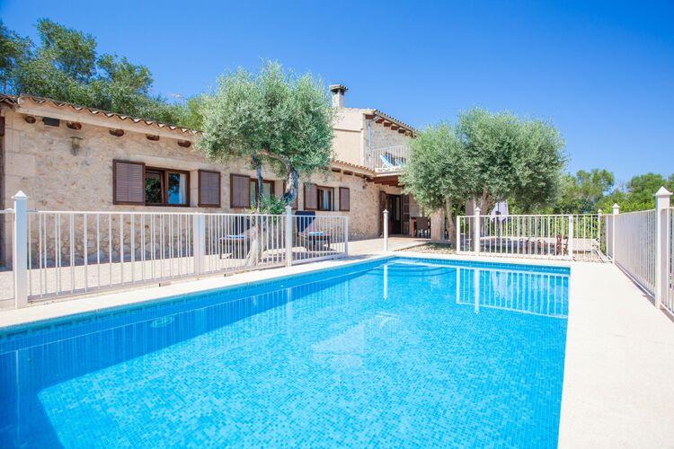Villa Spanje, Mallorca, Petra, Illes Balears Villa ES-00029-51