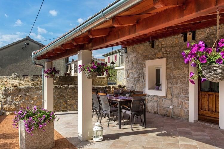 Villa Kroatië, eld, Krk Villa HR-51500-22