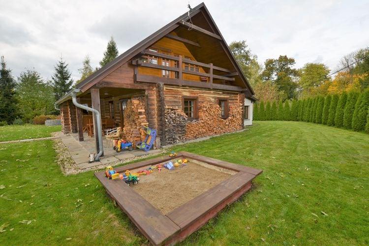 vakantiehuis Tsjechië, Reuzengebergte - Jzergebergte, Šluknov- Království vakantiehuis CZ-40747-04