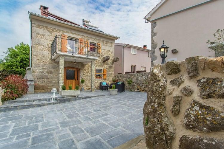 Villa Kroatië, eld, Milohnici Villa HR-51500-23