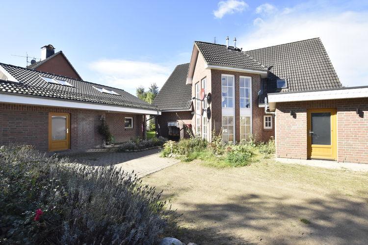 Duitsland | Ostsee | Appartement te huur in Lebrade-OT-Kossau   met wifi 6 personen