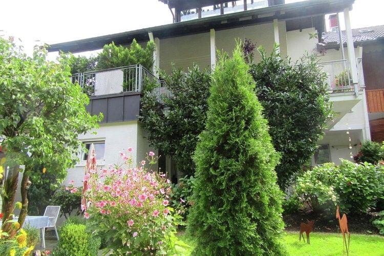 Appartement  met wifi  Weisenbach  Mooi appartement vlakbij Baden-Baden-Baden met overdekt terras en tuin