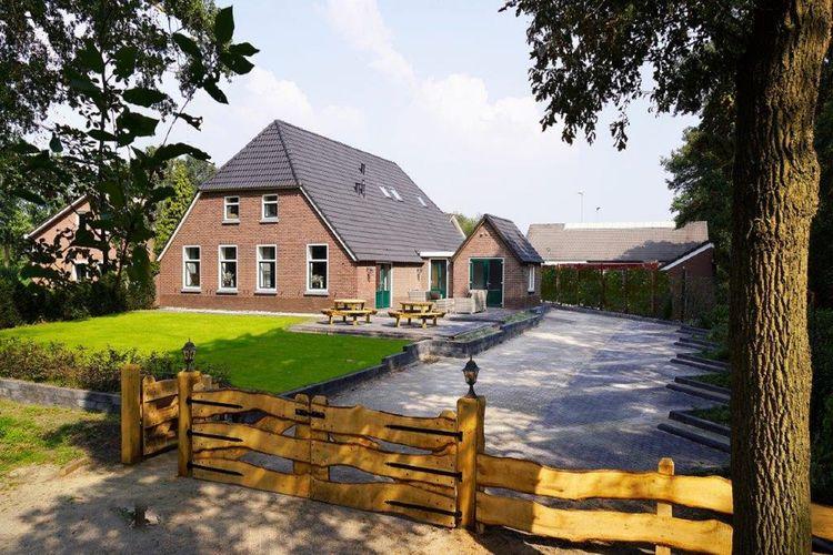 Vakantiehuizen Nederland | Overijssel | Vakantiehuis te huur in Heino met zwembad  met wifi 14 personen