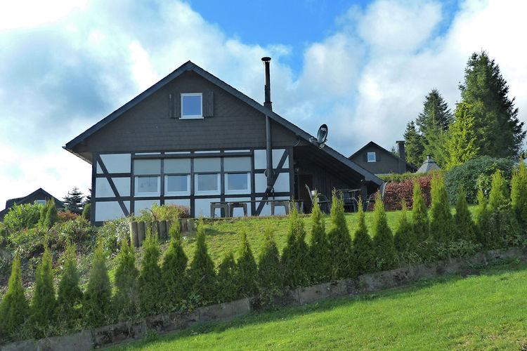vakantiehuis Duitsland, Sauerland, Winterberg Neuastenberg vakantiehuis DE-59955-189