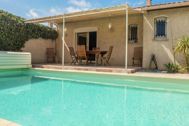 vakantiehuis Frankrijk, Languedoc-roussillon, Narbonne vakantiehuis FR-00018-79