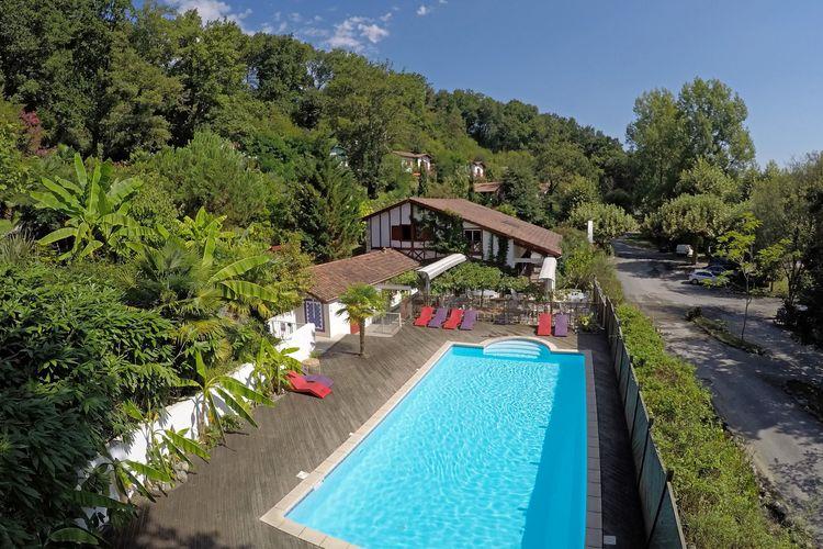 vakantiehuis Frankrijk, Cote Atlantique, La Bastide Clairence vakantiehuis FR-64240-03