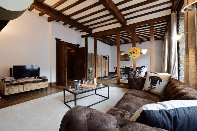 Vakantiehuizen Belgie | Luxemburg | Vakantiehuis te huur in Saint-Hubert   met wifi 7 personen