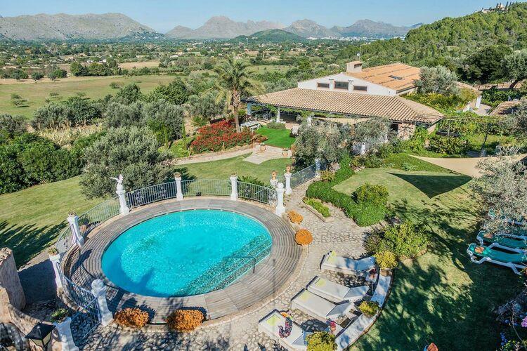 Vakantiehuizen Pollenca te huur Pollença- ES-00029-76 met zwembad  met wifi te huur