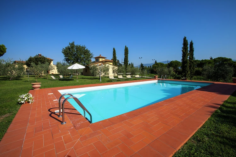 Villa Italië, Toscana, Cortona Villa IT-52044-258