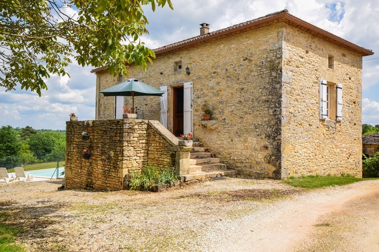 vakantiehuis Frankrijk, Midi-Pyrenees, Montcabrier vakantiehuis FR-46700-34