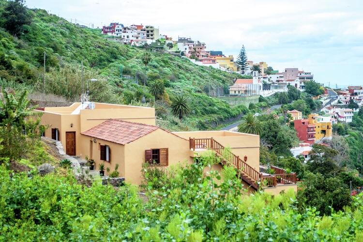 Vakantiehuis  met wifi  Icod de los Vinos  La Bodega