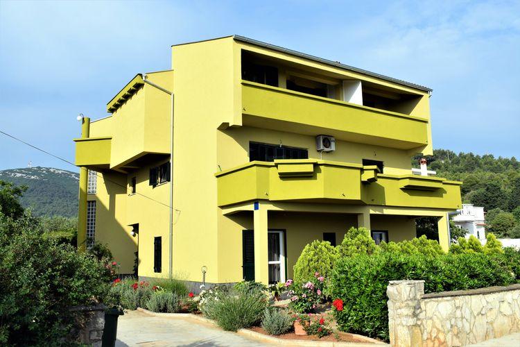 Appartement Kroatië, eld, Dobropoljana - island Pašman Appartement HR-00008-62