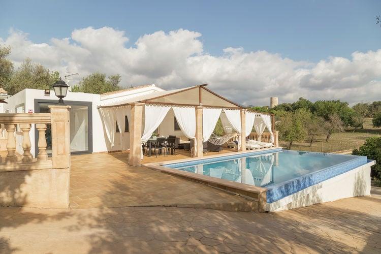 Vakantiehuizen Mallorca te huur Selva- ES-07360-05 met zwembad  met wifi te huur