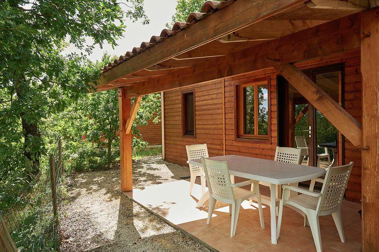 vakantiehuis Frankrijk, Midi-Pyrenees, Mauroux vakantiehuis FR-46700-36
