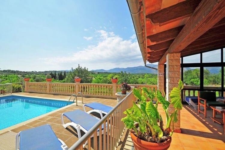 vakantiehuis Spanje, Mallorca, Inca vakantiehuis ES-00029-88