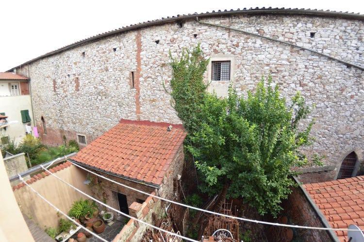 Typisch Toscaans appartement gelegen in het historische centrum van Lucca