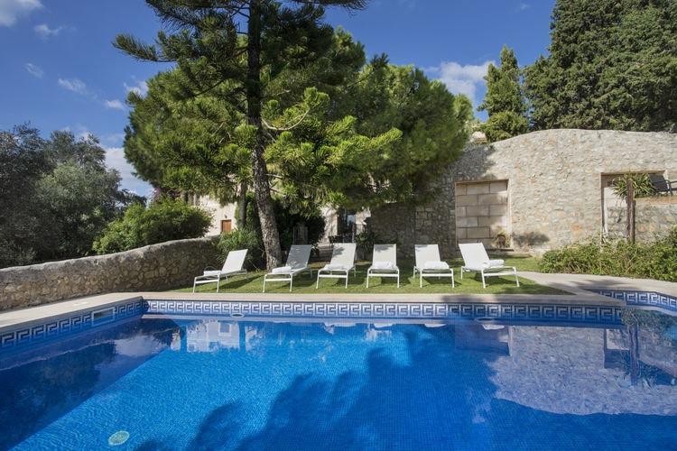 vakantiehuis Spanje, Mallorca, Lloseta vakantiehuis ES-07360-06