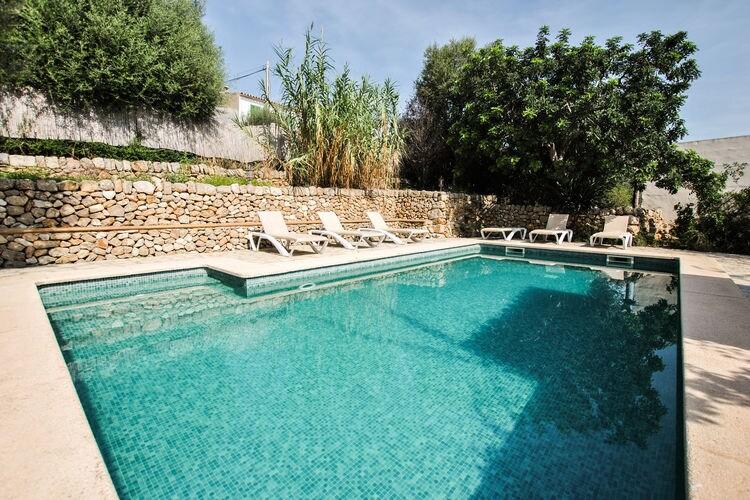 Vakantiehuizen Lloseta te huur Lloseta- ES-07360-07 met zwembad  met wifi te huur