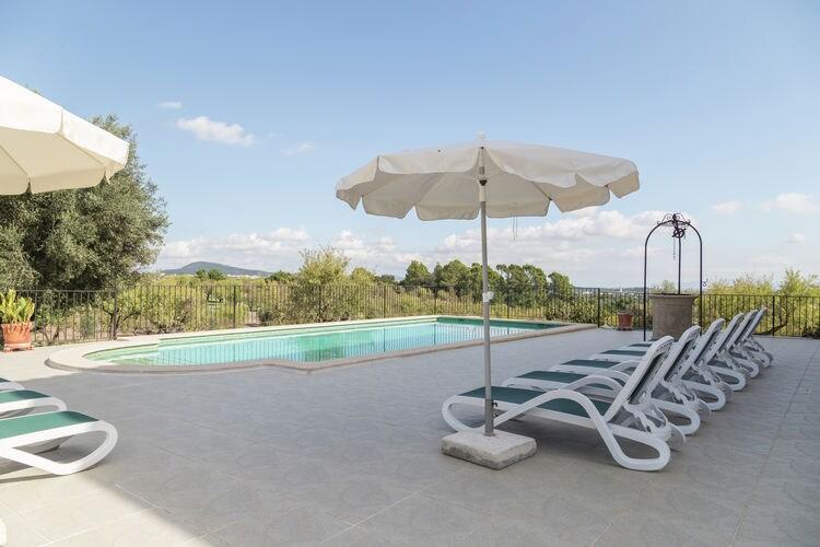 vakantiehuis Spanje, Mallorca, Moscari vakantiehuis ES-07316-01
