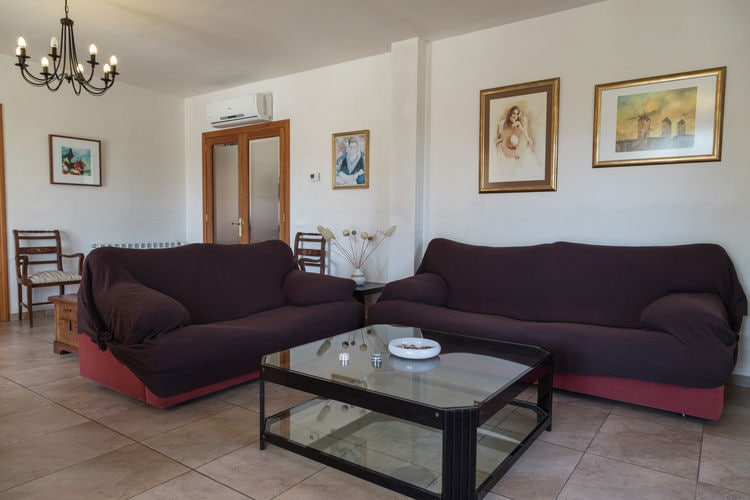 vakantiehuis Spanje, Mallorca, Campanet vakantiehuis ES-07310-23