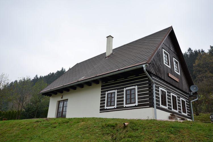 met je hond naar dit vakantiehuis in Vidochov - Stupná