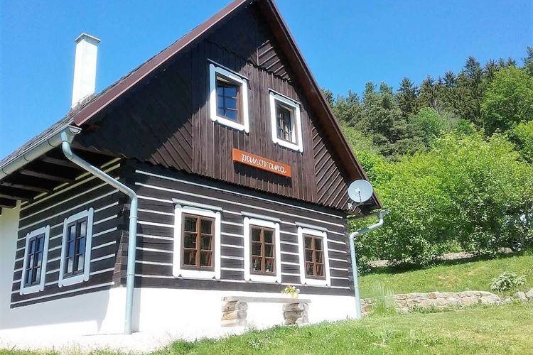 vakantiehuis Tsjechië, Reuzengebergte - Jzergebergte, Vidochov - Stupná vakantiehuis CZ-50782-17