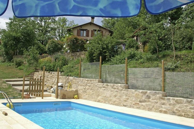 Vakantiehuizen Parisot te huur Parisot- FR-82160-01A met zwembad  met wifi te huur