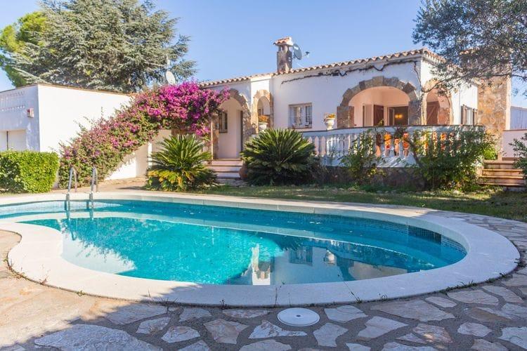 Vakantiehuis met zwembad met wifi  LEscalaVilla Sergio