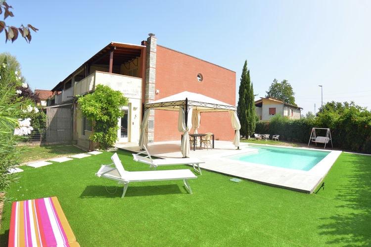 Vakantiehuizen Italie | Toscana | Villa te huur in Lucca met zwembad  met wifi 6 personen