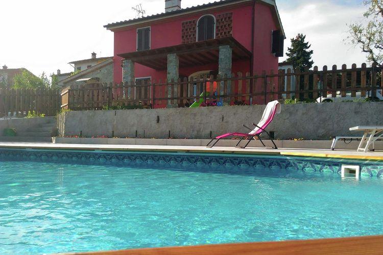 Appartement met zwembad met wifi  ToscanaBruno Toscano REQ