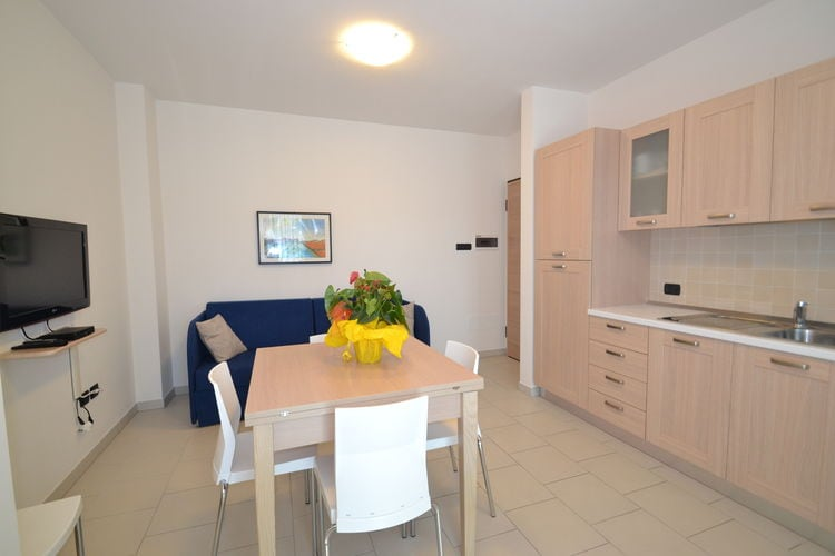 Appartement Italië, Veneto, Rosolina Mare Appartement IT-45010-319