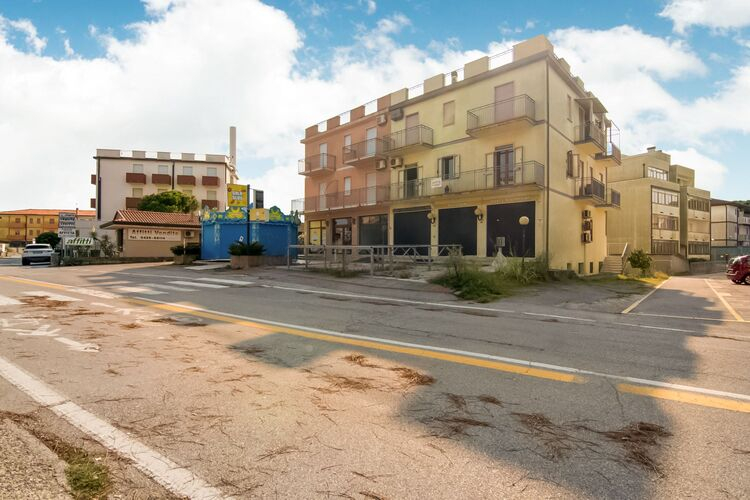 Vakantiehuizen Italie | Veneto | Appartement te huur in Rosolina-Mare   met wifi 6 personen