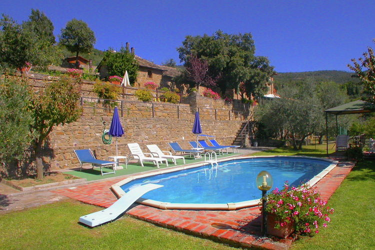 vakantiehuis Italië, Toscana, Cortona vakantiehuis IT-52044-265