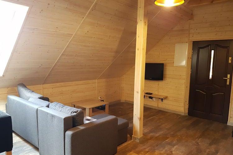 vakantiehuis Polen, pom, Osiek vakantiehuis PL-83221-01