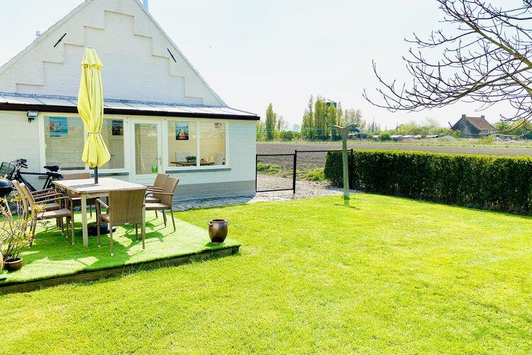 Vakantiehuizen Belgie | West-Vlaanderen | Vakantiehuis te huur in Wilskerke   met wifi 7 personen