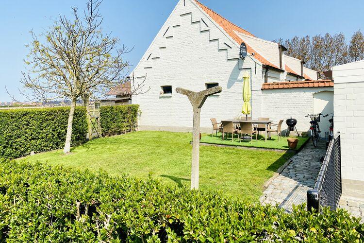 vakantiehuis België, West Vlaanderen, Wilskerke vakantiehuis BE-0009-25