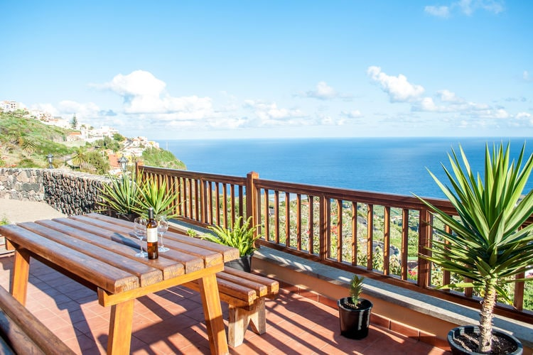 Spanje | Trfe | Vakantiehuis te huur in Icod-de-los-Vinos   met wifi 2 personen