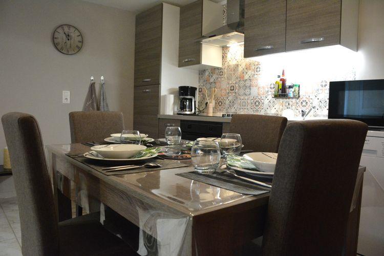 Appartement België, Luik, Trois-Ponts Appartement BE-4980-74
