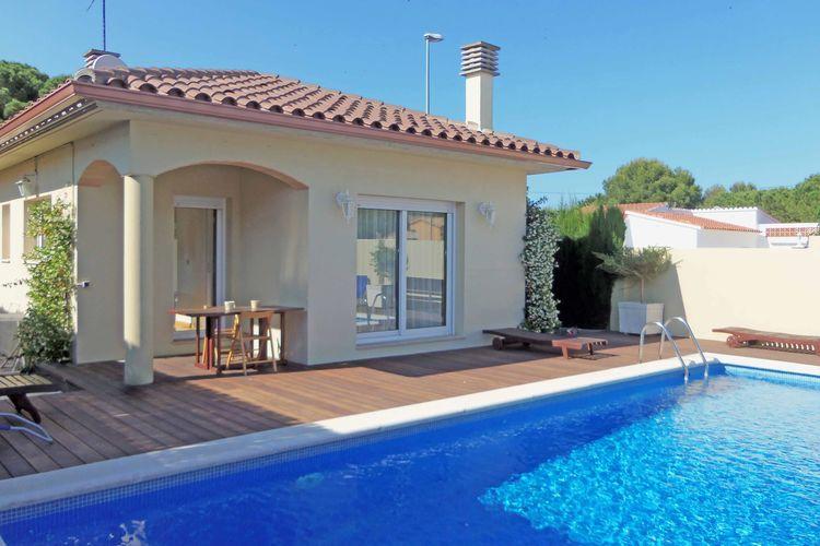 Prachtige villa met privé zwembad op 1,5 km van het strand