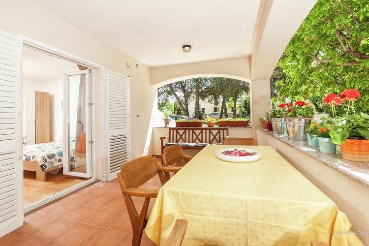 Appartement Kroatië, Dalmatie, zadar Appartement HR-23000-52
