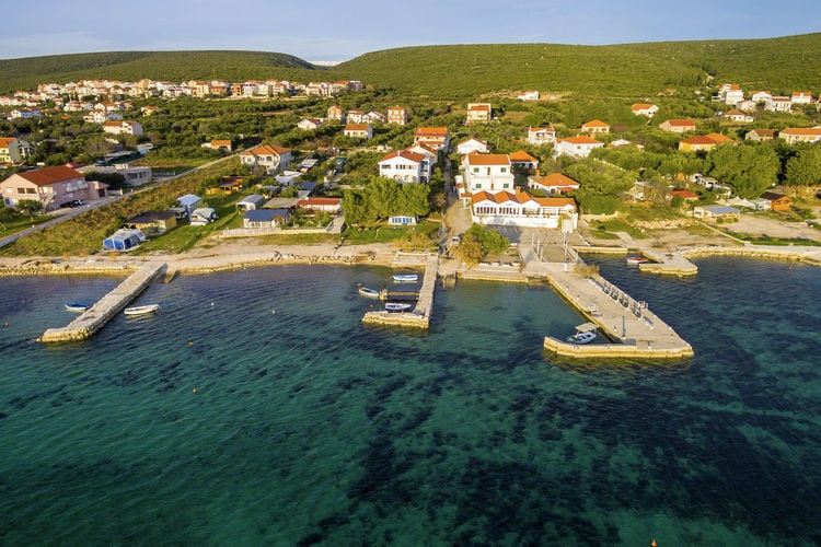 Appartement Kroatië, Dalmatie, sveti petar na moru Appartement HR-23207-04