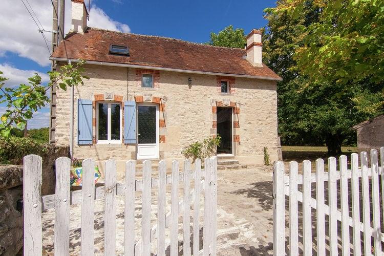 Vakantiehuizen Limousin te huur St.-Martin-le-Mault- FR-00055-02   met wifi te huur