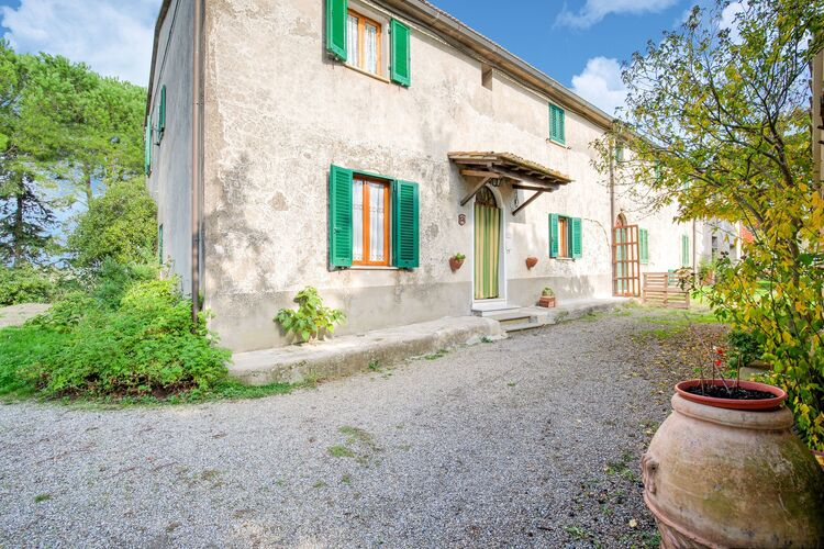 Vakantiehuizen Italie | Toscana | Vakantiehuis te huur in Chianni met zwembad  met wifi 6 personen