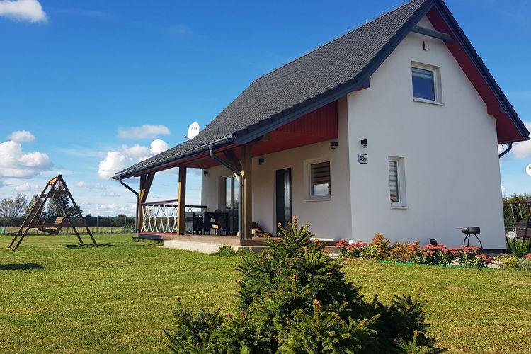 Vakantiehuizen Polen | Pom | Vakantiehuis te huur in Smodzino   met wifi 7 personen