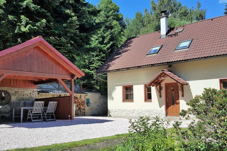 Villas Tsjechie | Reuzengebergte-Jzergebergte | Villa te huur in Turnov   met wifi 11 personen