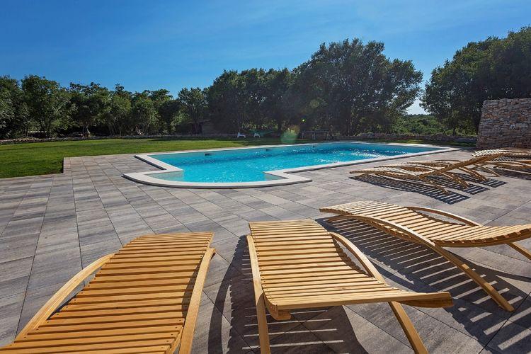 Villa Kroatië, Istrie, Belavići Villa HR-00008-74