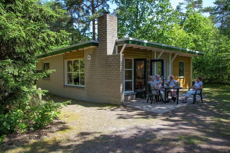 Bungalow huren in Drenthe -   met wifi  voor 4 personen  Door het grote aanbod accommodatie..