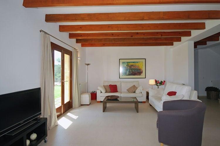 Vakantiewoning Spanje, Mallorca, Llubí vakantiewoning ES-00030-19